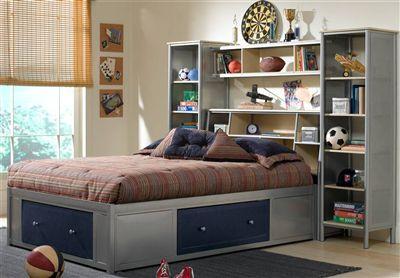 Consejos para aprovechar espacio en dormitorios tejidos - Aprovechar espacio dormitorio ...