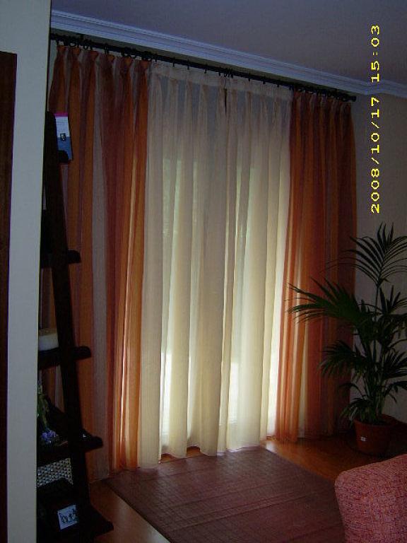 Mi casa decoracion cortinas para ventana - Cortinas de decoracion ...