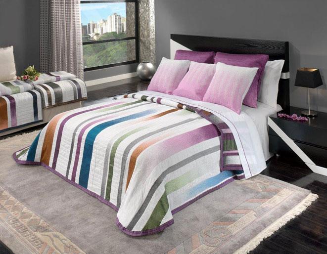 Preparando nuestra cama para el verano tejidos el mundo for Colchas para camas de 150 con canape