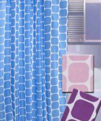 5 trucos para limpiar cortinas de baño