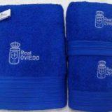 Sorteamos juegos de toalla del Oviedo y el Sporting