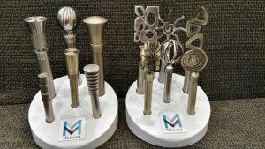 modelos barras de acero